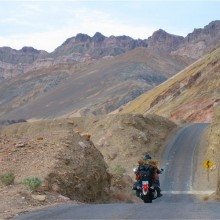 Cali - Death Valley w Rider