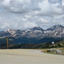 Colorado - Cottonwood Pass