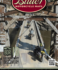 Butler Motorcycle Maps - Interactive motorcycle map of the us