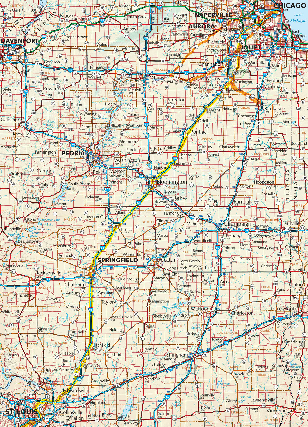 Diagram Album Us Map Route  Download More Maps Diagram And - Map of us 66